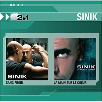 album sang froid sinik