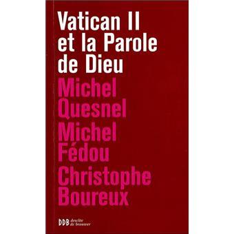 Vatican II et la Parole de Dieu