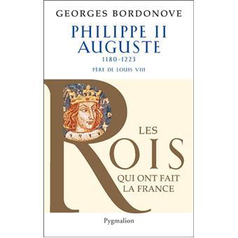 Philippe II Auguste (1180-1223)