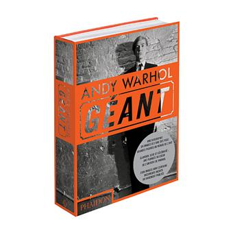 Andy Warhol Geant Large Format Fr