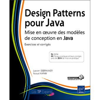 design patterns pour java karam naouel debrauwer laurent ebook pdf