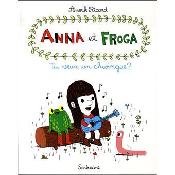 Anna et FrogaAnna et Froga