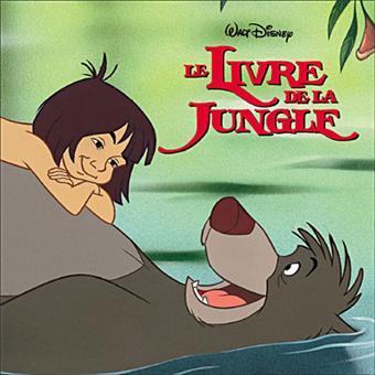 Le Livre De La Jungle Version Francaise Bande Originale De