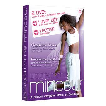 Programme minceur : La solution complète Fitness et Diététique !