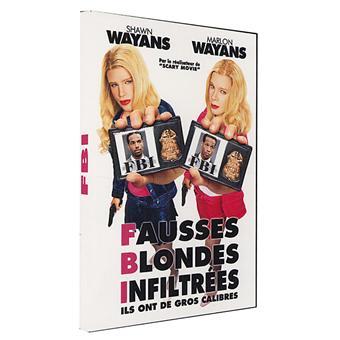 Fausses Blondes Infiltrées