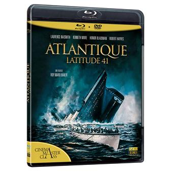 Atlantique, Latitude 41 - Combo Blu-Ray + DVD