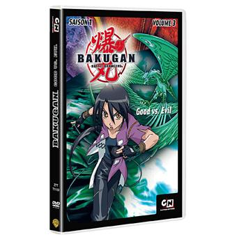 BakuganBakugan : Seizoen 1 Deel 3