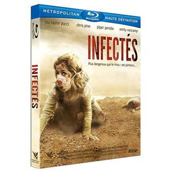 Infectés Blu-ray