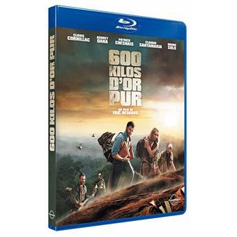 600 kilos d'or pur Blu-ray