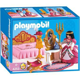 Playmobil 4253 Princesse Chambre Playmobil Achat Prix Fnac