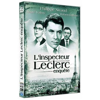 L'Inspecteur LeclercL'Inspecteur Leclerc - Coffret 2