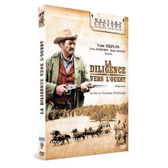 La diligence vers l'Ouest DVD