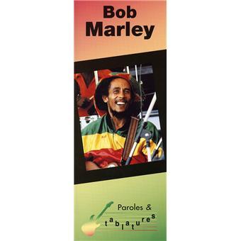 Bob marley paroles et tablatures guitare tab broch bob marley achat livre fnac - Bob le bricoleur paroles ...