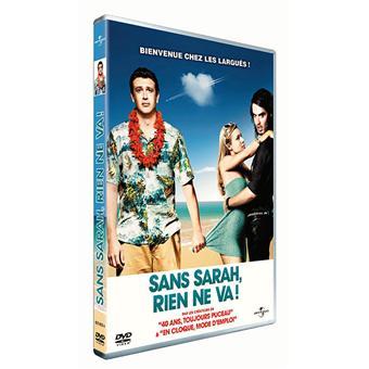 Sans Sarah, rien ne va !
