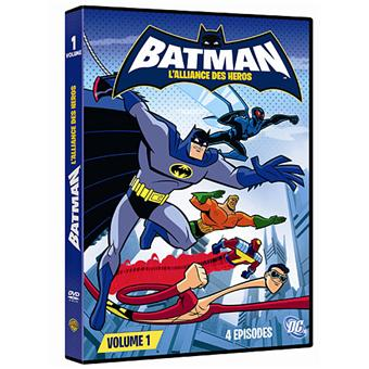 BatmanL'Alliance des Héros - Volume 1