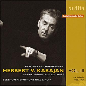 Symphony No 3 & 9 - 2CD