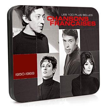 Les 100 plus belles chansons années 1950 - 1969