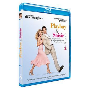 Playboy à saisir - Blu-Ray