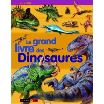 Grand Livre Des Dinosaures