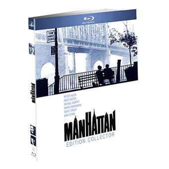 Manhattan Edition Collector Digibook Blu-ray