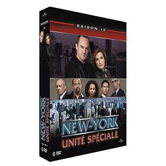 New York Unité SpécialeNew York Unité Spéciale - Coffret intégral de la Saison 12