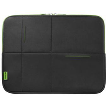 "Samsonite Housse Airglow Sleeve pour ordinateurs 15,6"" - Black/Green"