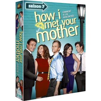 How I met your MotherHow I met your Mother - Coffret intégral de la Saison 7