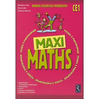 Maxi Maths Ce1