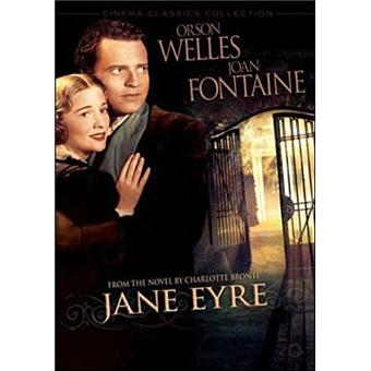 Jane Eyre - DVD Zone 1