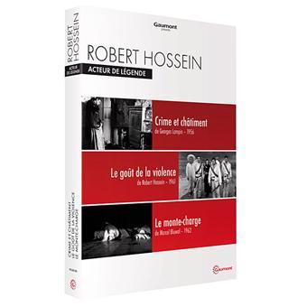 Coffret Robert Hossein : Acteur de légende 3 films DVD