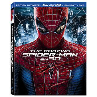 Spider-ManThe Amazing Spider-Man - Combo Blu-Ray 3D + DVD