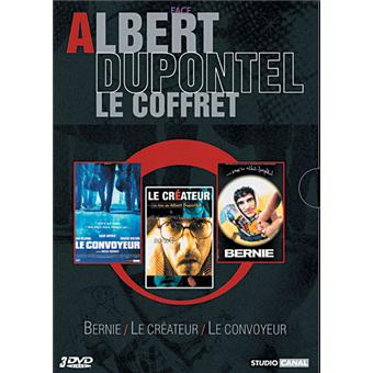 Coffret Albert Dupontel