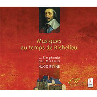 Musiques au temps de Richelieu