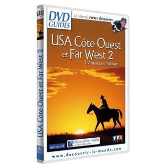 USA COTE OUEST & FAR WEST 2-VF