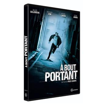 A bout portant DVD