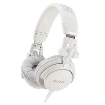 Casques et écouteurs SONY MDRV55 BLANC