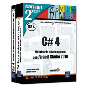 c±4 Maîtrissez le développement avec visual studio 2010