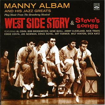 Play music from broadway musical - West side story - Steves song