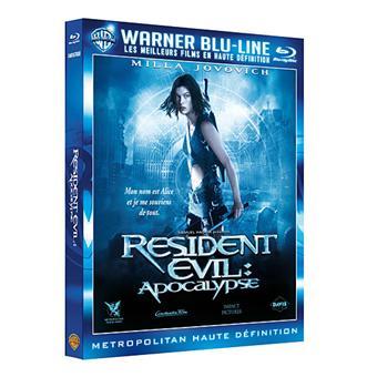 Resident EvilResident evil apocalypse - Inclus bonus