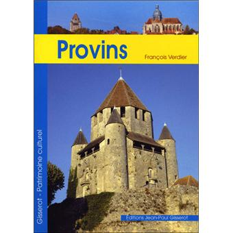 provins broch fran ois verdier achat livre fnac. Black Bedroom Furniture Sets. Home Design Ideas