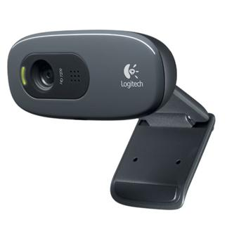 Logitech HD Webcam C270 - webcamera