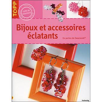 Bijoux et accessoires eclatants en perles swarowski
