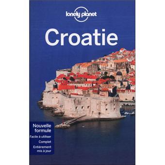 Carte Croatie Lonely Planet.Croatie 5ed