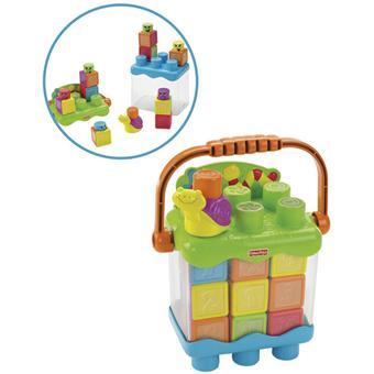 Mattel - Fisher-Price - Seau rigolo'blocs
