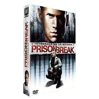 Prison BreakPrison Break - Coffret intégral de la Saison 1 - Version 2009