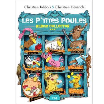 Les p'tites poulesLes P'tites Poules - Album collector (tomes 9 à 12)