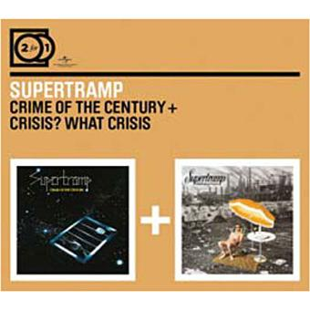 Crime of the../crisis.. (2cd) (imp)