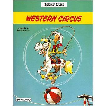 Lucky LukeWestern circus