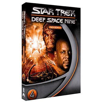 Star Trek Deep Space NineStar Trek Deep Space Nine - Coffret intégral de la Saison 4 - Repackaging