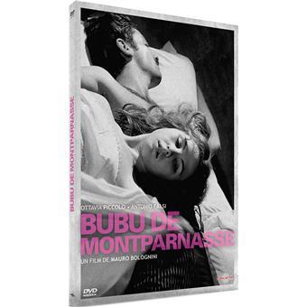 bubu de montparnasse mauro bolognini dvd zone 2 achat prix fnac. Black Bedroom Furniture Sets. Home Design Ideas